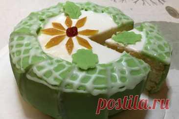 Итальянский пасхальный десерт кассата – пошаговый рецепт с фотографиями