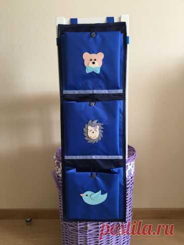 Кармашки на шкафчик в детском саду своими руками - фото, картинки