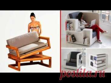 10 Должен Видеть Многофункциональный Мебель Инновации и Дизайн ▶ 5 !