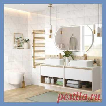 Ремонт санузла завершён и радует глаз. Пора выбрать зеркало. В ванной комнате нужны дополнительные источники света. Ведь делать макияж удобнее, когда отражение выглядит четко и не приходится всматриваться в каждый новый штрих. Зеркало с подсветкой — идеальный вариант. Конечно, вы можете оборудовать простое зеркало софитами или диодной лентой. Однако во влажных зонах шуть с проводкой нельзя. Все ваши доработки не обойдутся без электрика со стажем. Да и к чему всё это, если есть самодостаточный…