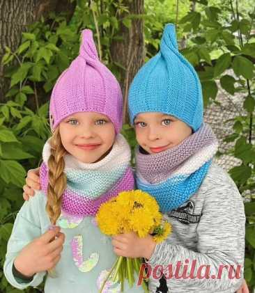 Чудесные шапочки.  Сообщество Люблю вязание- Вдохновляем на творчество! Вяжите вместе с нами!