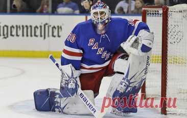 """Клуб НХЛ """"Нью-Йорк Рейнджерс"""" выведет из обращения игровой номер Лундквиста. Шведский вратарь объявил о завершении карьеры в августе"""