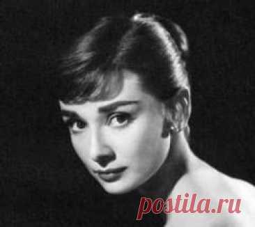 Сегодня 04 мая в 1929 году родился(ась) Одри Хепберн