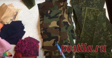 Лоскутное полотно совершенно новым способом из тканей, не предназначенных для лоскутного шитья | Polly Stitch | Яндекс Дзен