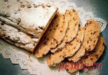 Быстрый хлеб с инжиром и фундуком | Еда.ру | Яндекс Дзен