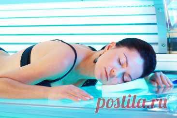 Как уберечь свою кожу в солярии?