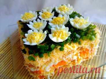 9 рецептов вкусных слоёных салатов - ЖЕНСКИЙ МИР - медиаплатформа МирТесен