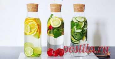 График для похудения: пьешь воду и ешь что хочется! - Калейдоскоп событий