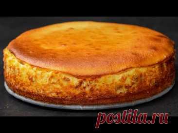 Простота и вкус меня покорили! Пирог со сладкой творожной начинкой, который обожают все Appetitno.TV