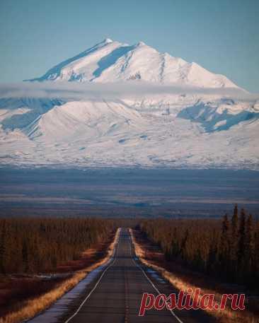 Горы Врангеля, Аляска