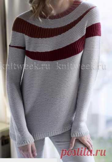 Пуловер Ветер