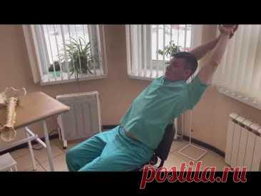 Упражнения для мышц живота и позвоночника