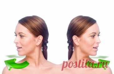 Гимнастика для шеи от звона и шума в ушах и против головной боли