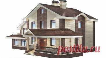"""Построим """"Правильный дом 3921"""" площадью 207 м2 за 2 277 000 руб. в Тюмени"""