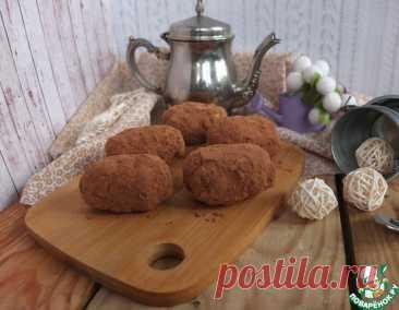 """Пирожное """"Картошка"""" – кулинарный рецепт"""