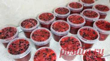 Как вкусно заготовить ягоды на зиму - Лучший сайт кулинарии