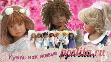 Куклы, похожие на детей: авторская кукла ручной работы от Ангелы Суттер (Angela Sutter).  Куклы как хобби, переходящие в нечто намного большее,  как получилось у  Ангелы Суттер (Angela Sutter) автора этих прекрасных созданий. Это и бизнес, и волшебство одновременно. Посмотрите на кукол Ангелы: они как живые —  у каждой свой характер, своя неповторимая внешность. Красивому, модному  хобби и  бизнесу (куклы продаются недешево, но за ними очередь, настолько они любимы коллекц...