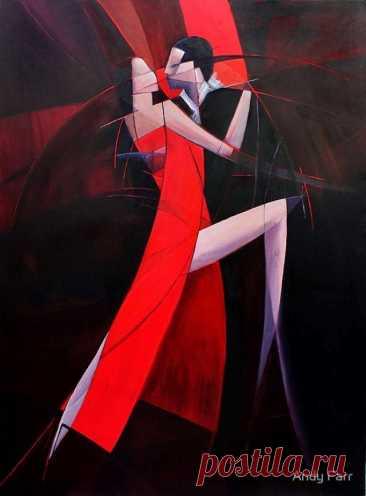 Британский художник. Andy Farr