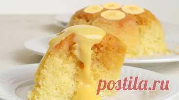 Банановый пудинг: вкусный десерт в микроволновке - Журнал «Профиль» - медиаплатформа МирТесен