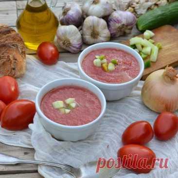 5 рецептов холодных супов из Европы