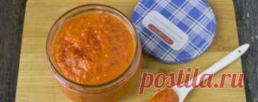 Кетчуп из помидоров в домашних условиях на зиму - 10 пошаговых рецептов