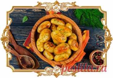 #Картошка, #запечённая #в #духовке #с #майонезом и #горчицей (#рецепт #вегетарианский)  #Картофель получается румяным и очень аппетитным, а по вкусу напоминает запечённый на костре.  Время приготовления: Показать полностью...