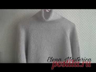 Женский свитер/Елена Masterica/Women's sweater