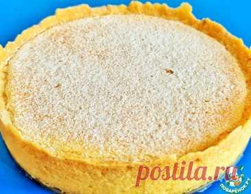 Творожный пирог – кулинарный рецепт