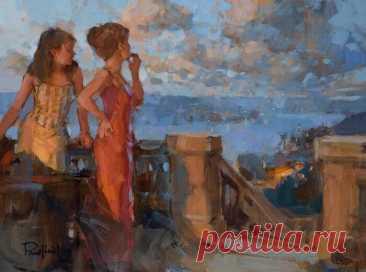Пол Хедли: женская красота – мощный источник вдохновения
