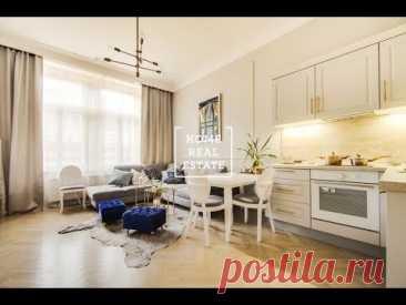 El alquiler del apartamento 60м2 en Praga de Home Real Estate