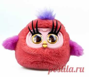 Интерактивная игрушка Fluffy Birds птичка Frutty купить в интернет-магазине   Твой Стиль 220600