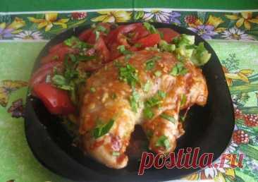 Чикен пармезан - рецепт цыпленок пармезан Чикен пармезан отличается легкостью и диетичностью. Готовится рецепт цыпленок пармезан очень быстро и просто.