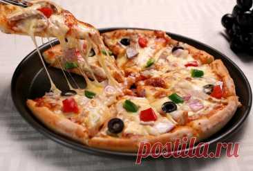 Пицца на сковороде рецепт - как приготовить быструю пиццу на сковороде рецепт — УНИАН