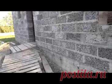 Махошевская, строим дом из Арболитовых блоков, Арболит Юг строительство домов под ключ