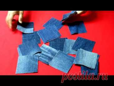"DIY 사각 접이 패치웍 토트백/make a ""luxury bag""/square folding patchwork tote bag"