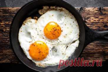 Что будет, если есть яйца каждый день? Отвечает диетолог -