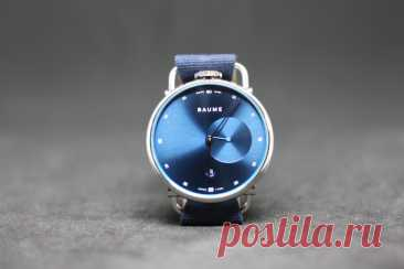 Обзор самых дешевых швейцарских часов, близких к люксу. Шикарная, но малоизвестная новинка Baume&Mercier у меня на запястье   ГИК-просвет   Яндекс Дзен