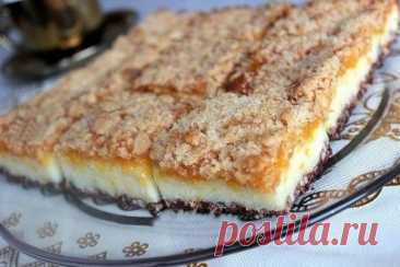 Печенье с творогом и джемом – безумно вкусно!