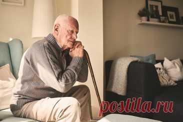 Одиночество увеличивает риск развития деменции на 40 процентов