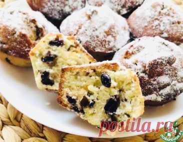 Столичные кексы – кулинарный рецепт