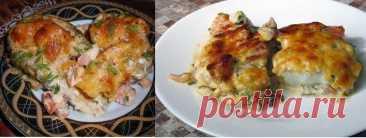 Рецепт дня – обалденно вкусная рыбка по-гречески