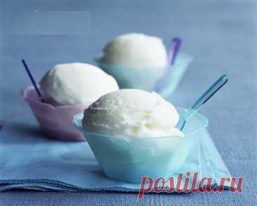 Делаем вкуснейшее мороженое у себя дома