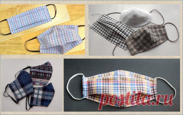Вторая жизнь старой рубашки - более 50 фото с примерами переделки в домашние мелочи | МНЕ ИНТЕРЕСНО | Яндекс Дзен