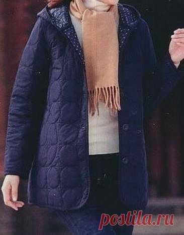 Burberry стеганка (выкройка) Модная одежда и дизайн интерьера своими руками