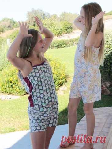 Скачать выкройку Выкройка детской пижамы для девочек в PDF бесплатно Выкройка Выкройка детской пижамы для девочек в ПДФ, скачайте пошаговую инструкцию бесплатно, сшить Выкройка детской пижамы для девочек своими руками.