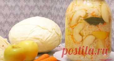 Полезная квашеная капуста - Лучший сайт кулинарии