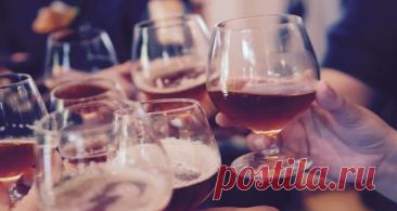 Как связаны группа крови и алкоголизм / Будьте здоровы