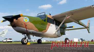 Фото Cessna Super Skymaster (N446TF) - FlightAware