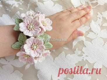 Красивые цветы крючком Новый конкурс с денежными призами! - условия читаем ЗДЕСЬ