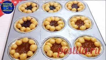 Вкусное домашнее печенье из самых простых продуктов